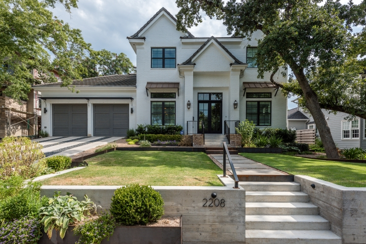 Tarrytown Traditional Central Austin Homes Portfolio