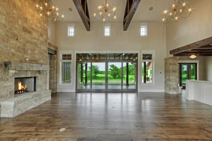 German Texas Farmhouse Ii Estate Homes Portfolio