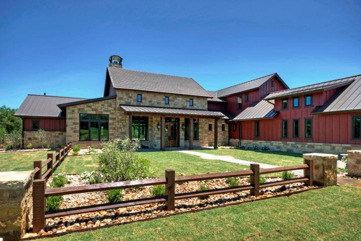 German Texas Farmhouse Ii Portfolio Olson Defendorf