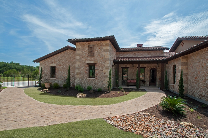 Hill Country Tuscan Archived Projects Portfolio